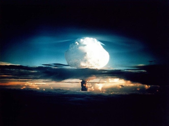 ivy mike - TOP 10 BIGGEST NUCLEAR EXPLOSIONS EVER