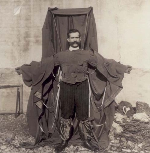 Franz Reichelt - Top 10 Domestic Attempts to Fly