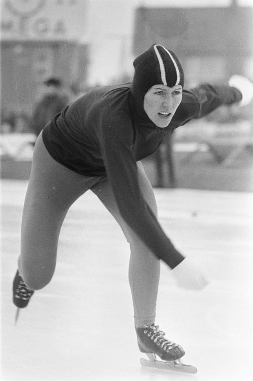 Atje Keulen Deelstra - TOP 10 BEST FEMALE DUTCH SPEEDSKATERS OF ALL TIME