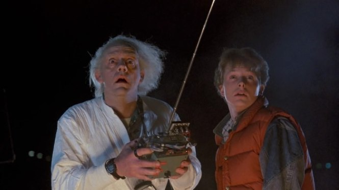 Back to the Future1 - TOP 10 SUPER EXCITING ADVENTURE MOVIES