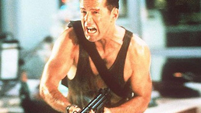 Die Hard - TOP 10 BEST BRUCE WILLIS MOVIES