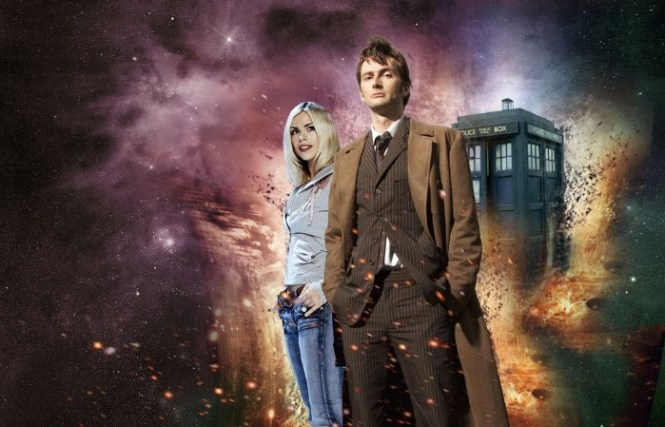 Doctor Who1 - TOP 100 BEST AND MOST POPULAR SERIES ON NETFLIX