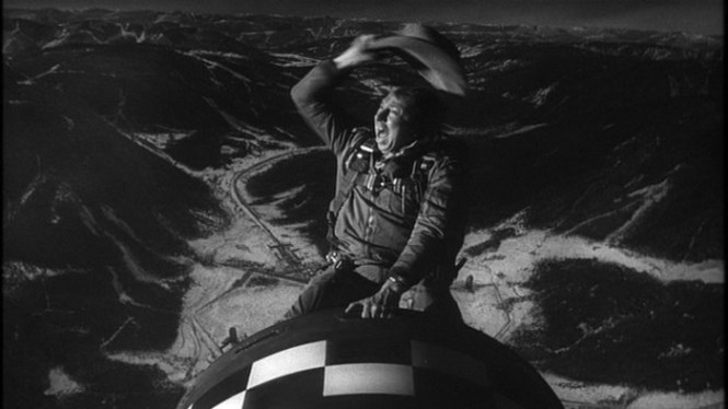 Dr. Strangelove or How I Learned to Stop Worrying and Love the Bomb 1 - TOP 10 COLD WAR MOVIES
