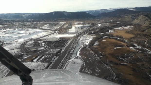 Eagle County Regional Airport - TOP 10 MOST EXTREME AIRPORTS IN THE WORLD