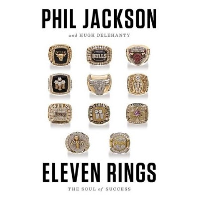 Eleven Rings - TOP 10 BEST SPORTS BIOGRAPHIES BOOKS