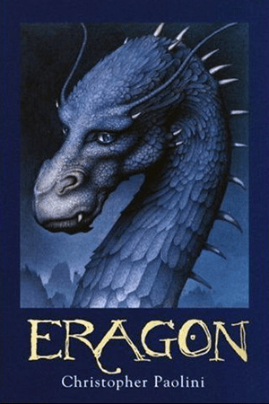 Eragon - TOP 10 FANTASY BOOKS SIMILAR TO LORD OF THE RINGS