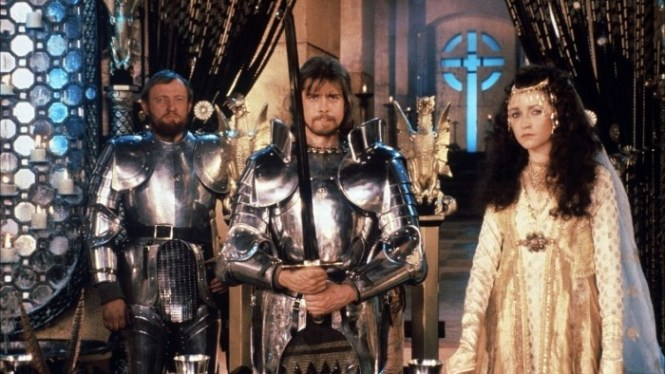 Excalibur - TOP 10 BEST FANTASY MOVIES OF ALL TIMES