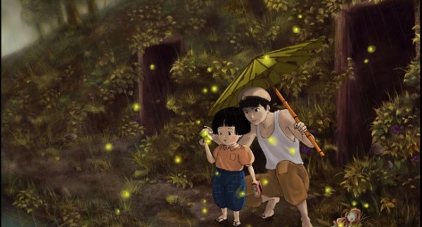 Grave of the Fireflies - Top 10 Animated Movies For Adults