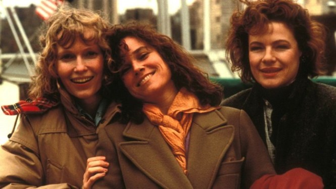Hannah and her Sisters - TOP 10 BEST WOODY ALLEN MOVIES