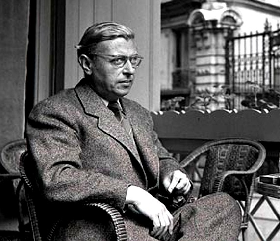 Jean Paul Sartre1 - TOP 10 MOST FAMOUS PHILOSOPHERS OF ALL TIME