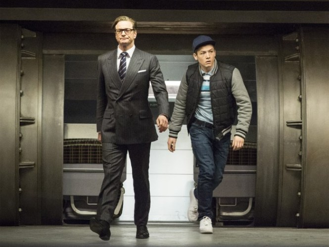 Kingsman The Golden Circle - TOP 10 BEST CINEMA MOVIES FOR 2017