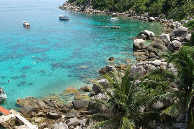 Ko Tao - TOP 10 MOST BEAUTIFUL ISLANDS IN THAILAND