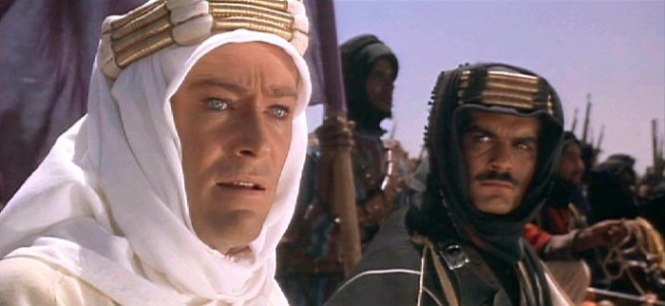 Lawrence of Arabia - TOP 10 SUPER EXCITING ADVENTURE MOVIES