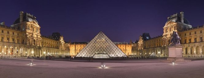 Louvre 1 - TOP 10 TOURIST ATTRACTIONS IN PARIS - 10 ORIGINAL THINGS TO DO IN PARIS