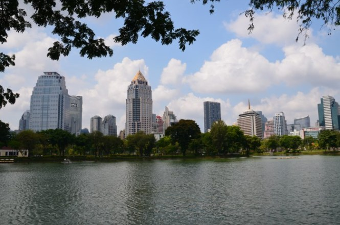 Lumphini Park - TOP 10 BEST TOURIST ATTRACTION IN BANGKOK FUN THINGS TO DO IN BANGKOK