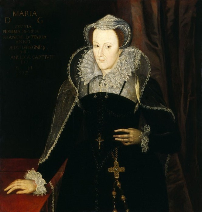 Mary Queen of Scots - TOP 10 MOST FAMOUS LEGENDARY QUEENS OF THE WORLD