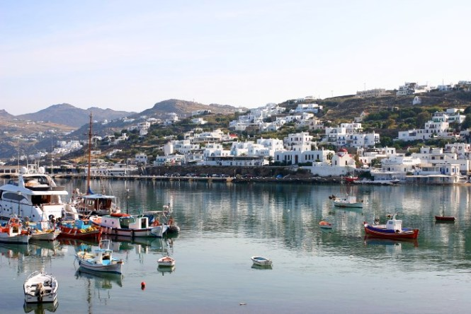 Mykonos - TOP 10 MOST BEAUTIFUL GREEK ISLANDS