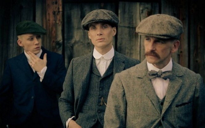 Peaky Blinders - TOP 100 BEST AND MOST POPULAR SERIES ON NETFLIX