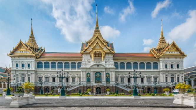 Phra Borom Maha Ratcha Wang - TOP 10 BEST TOURIST ATTRACTION IN BANGKOK FUN THINGS TO DO IN BANGKOK