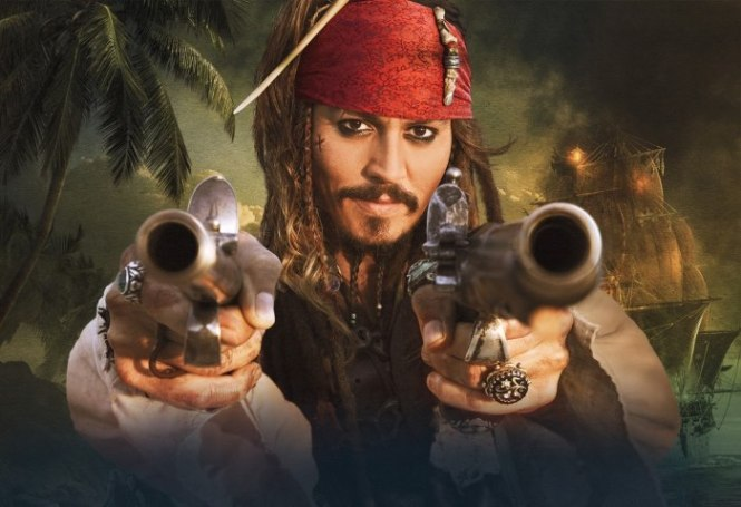 Pirates of the Caribbean - TOP 10 SUPER EXCITING ADVENTURE MOVIES