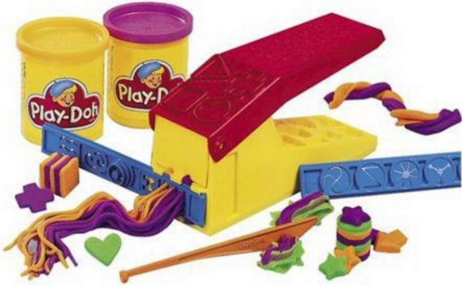 Play Doh - TOP 10 INVENTIONS THAT HAPPEN BY ACCIDENT