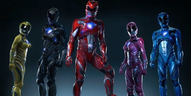 Power Rangers - TOP 10 BEST CINEMA MOVIES FOR 2017