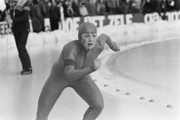 Ria Visser - TOP 10 BEST FEMALE DUTCH SPEEDSKATERS OF ALL TIME