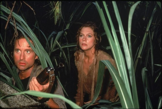 Romancing the Stone - TOP 10 SUPER EXCITING ADVENTURE MOVIES