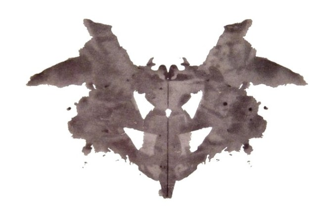 Rorschach Inktvlek Techniek - TOP 10 PERSONALITY TESTS. WHO AM I? (From formerly known psychologists )