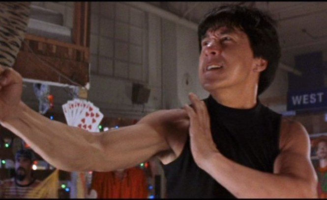 Rumble in the Bronx - TOP 10 JACKIE CHAN MOVIES