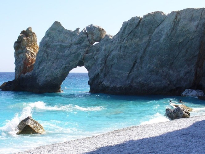 Skiathos - TOP 10 MOST BEAUTIFUL GREEK ISLANDS