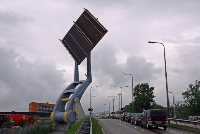 Slauerhoffbrug - TOP 10 UNIQUE SIGHTS IN THE NETHERLANDS