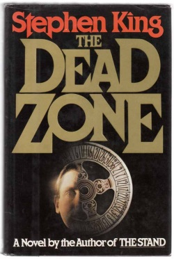 The Dead Zone - TOP 10 BEST STEPHEN KING BOOKS