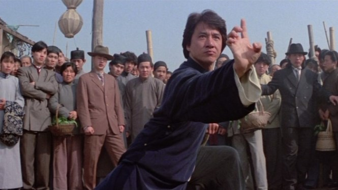 The Drunken Master - TOP 10 JACKIE CHAN MOVIES