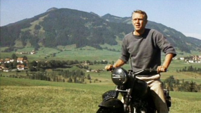 The Great Escape - TOP 10 COOLEST MEN'S MOVIES