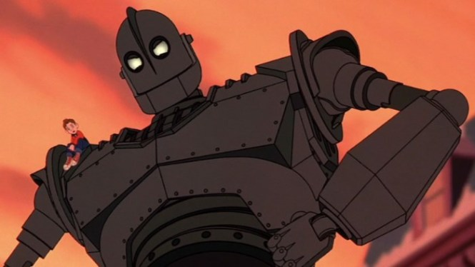 The Iron Giant - TOP 10 COLD WAR MOVIES