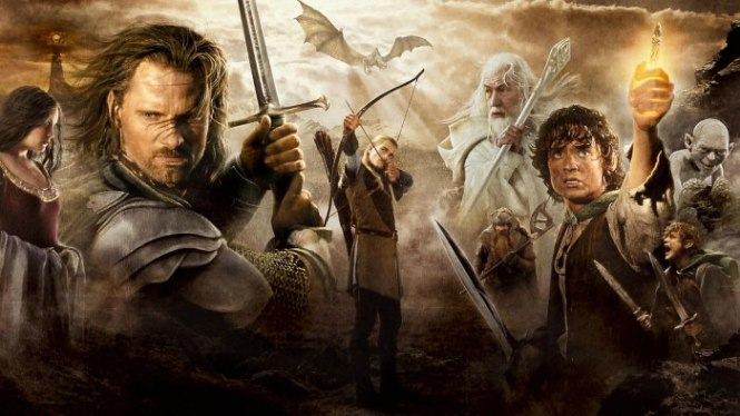 The Lord of the Rings - TOP 10 SUPER EXCITING ADVENTURE MOVIES