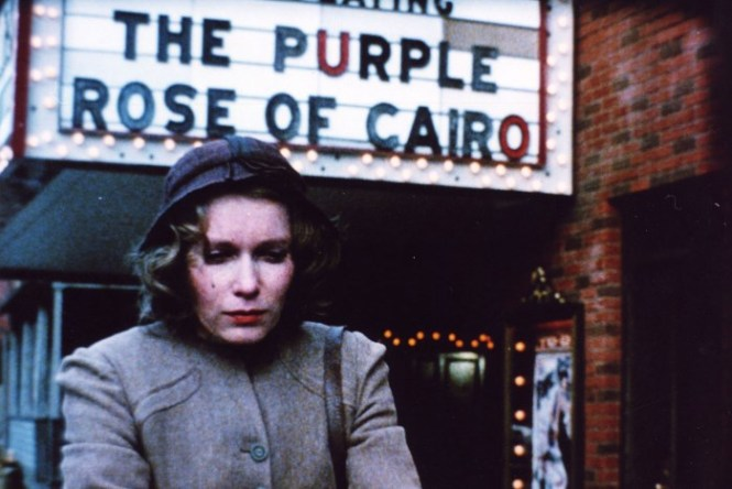 The Purple Rose of Cairo - TOP 10 BEST WOODY ALLEN MOVIES