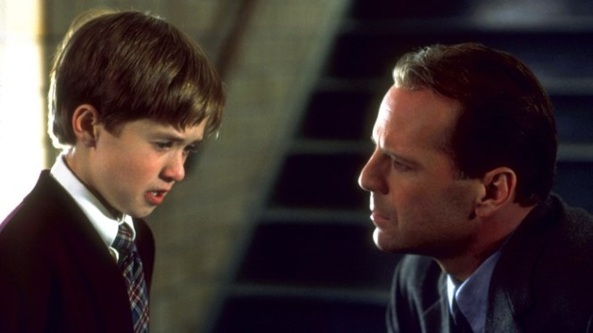 The Sixth Sense - TOP 10 BEST BRUCE WILLIS MOVIES