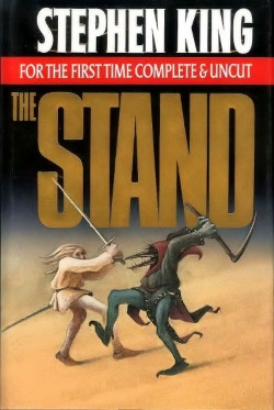 The Stand 1 - TOP 10 BEST STEPHEN KING BOOKS