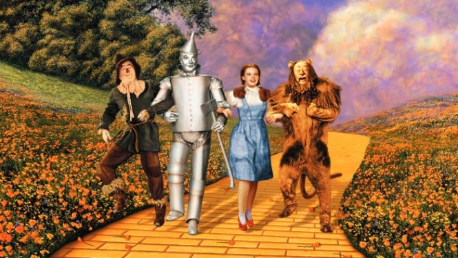 The Wizard of Oz 1 - TOP 10 BEST FANTASY MOVIES OF ALL TIMES