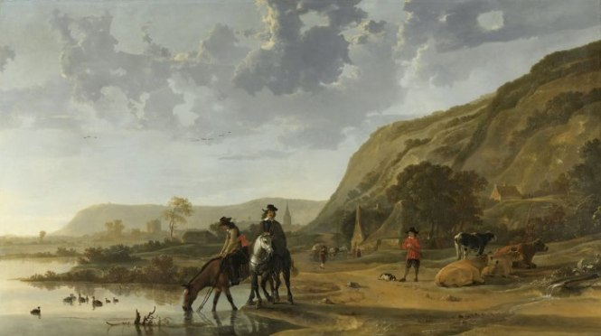 albert cuyp riveierlandschap - TOP 10 MOST FAMOUS DUTCH PAINTERS OF ALL TIME