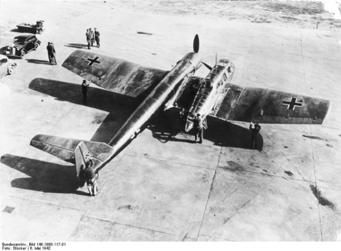 blohm en voss BV 141 2 - TOP 10 Experimental Strange Aircraft weird looking aircrafts designs that really exsist