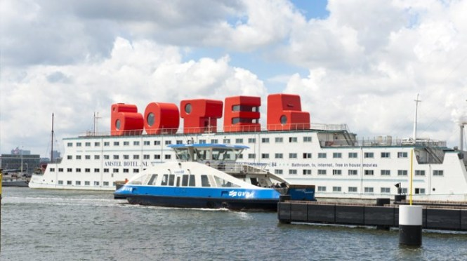 botel - TOP 10 UNIQUE SIGHTS IN THE NETHERLANDS