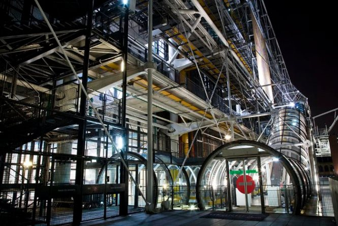 centre pompidou - TOP 10 TOURIST ATTRACTIONS IN PARIS - 10 ORIGINAL THINGS TO DO IN PARIS