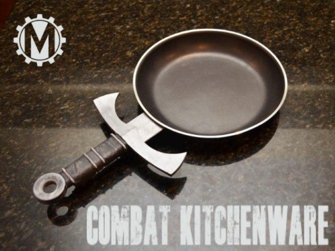 combat keuken - TOP 10 Bizarre, But Successful Kickstarter Projects