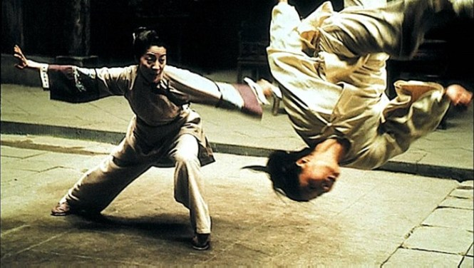 crouching tiger - TOP 10 ACTION MOVIES WITH A WOMAN IN THE LEADING ROLE