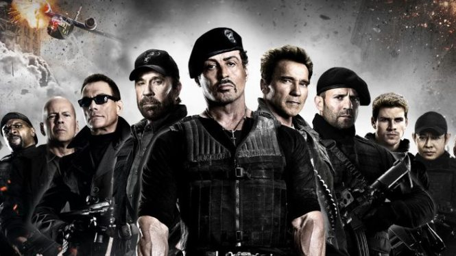 expendables - TOP 10 BEST JASON STATHAM MOVIES