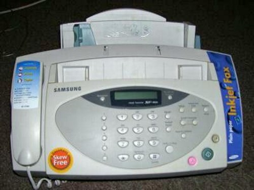 fax - TOP 10 Bizarre Fears for New Technology in the history of mankind