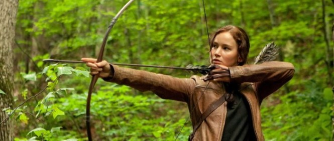 hunger games - TOP 10 ACTION MOVIES WITH A WOMAN IN THE LEADING ROLE